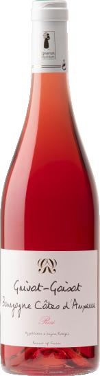 Bourgogne Côtes d'Auxerre Rosé 2018